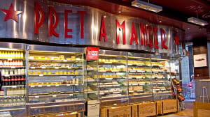 Pret A Manger (Creative Commons)