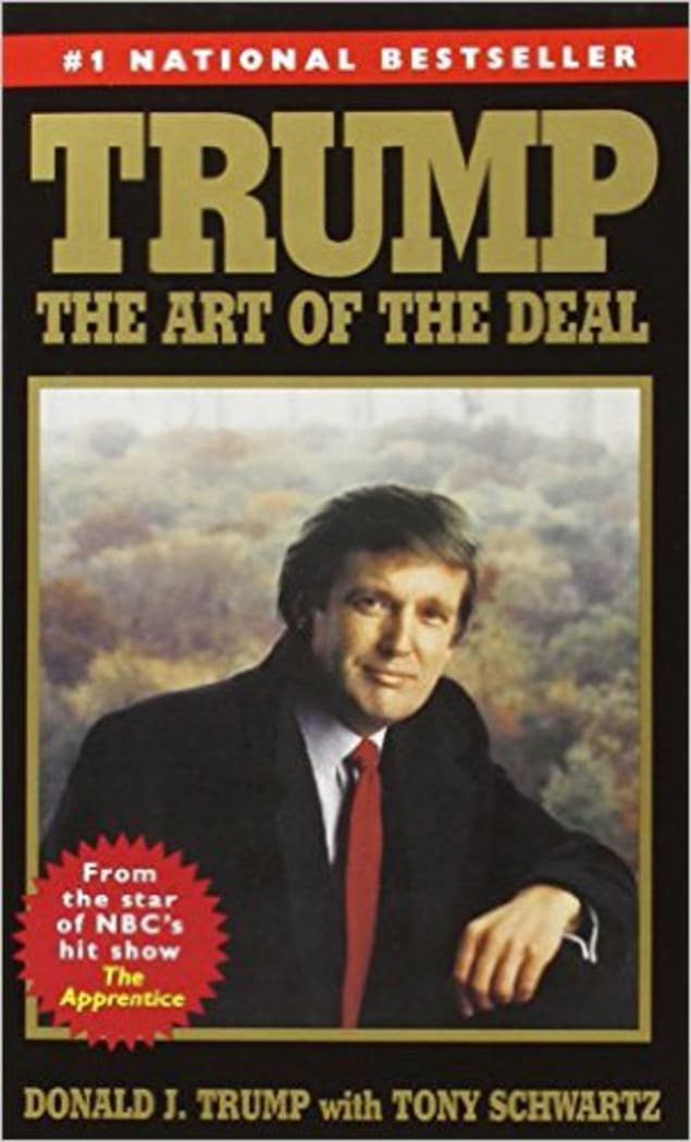 "The Art of the Deal (יח""צ)"