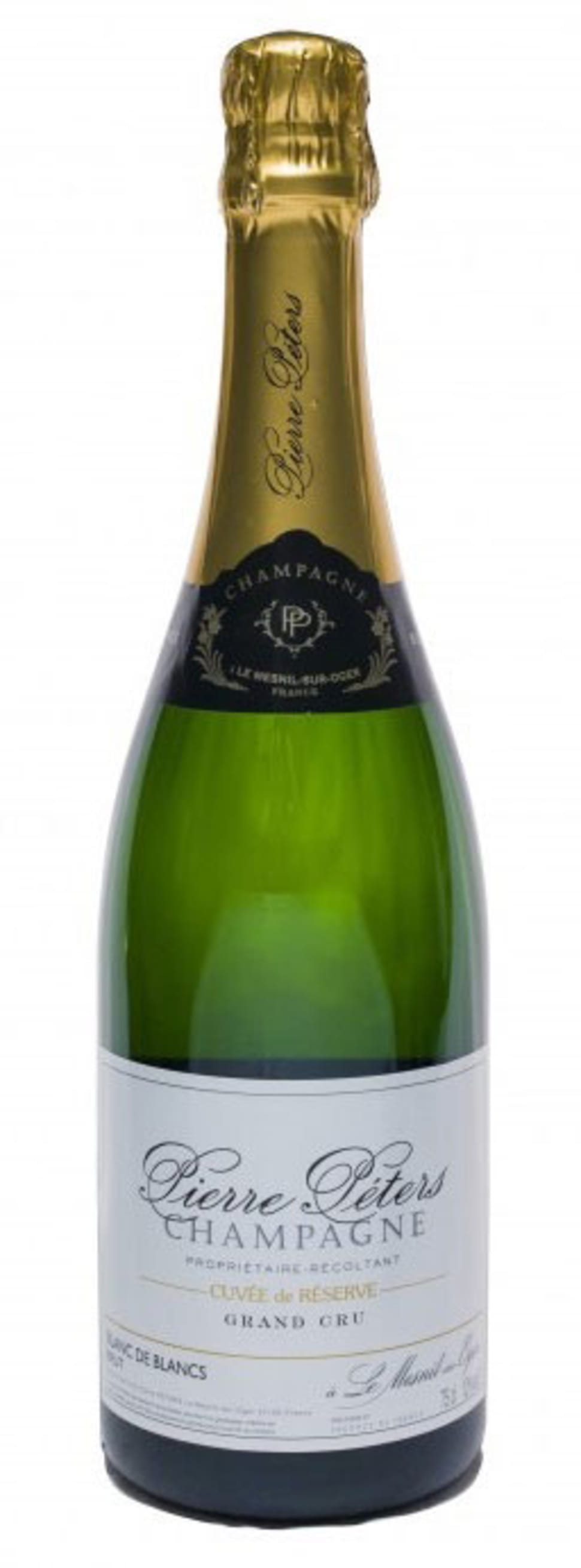 pier peters champagne