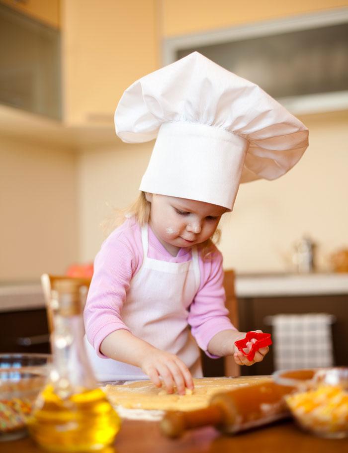 מאז שאתם קטנים אהבתם את המטבח? (צ'- shutterstock)