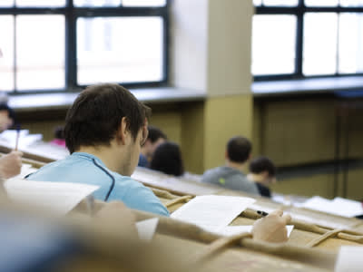 הלימודים בסדר, המבחן זוועה (צ' - Shtterstock)