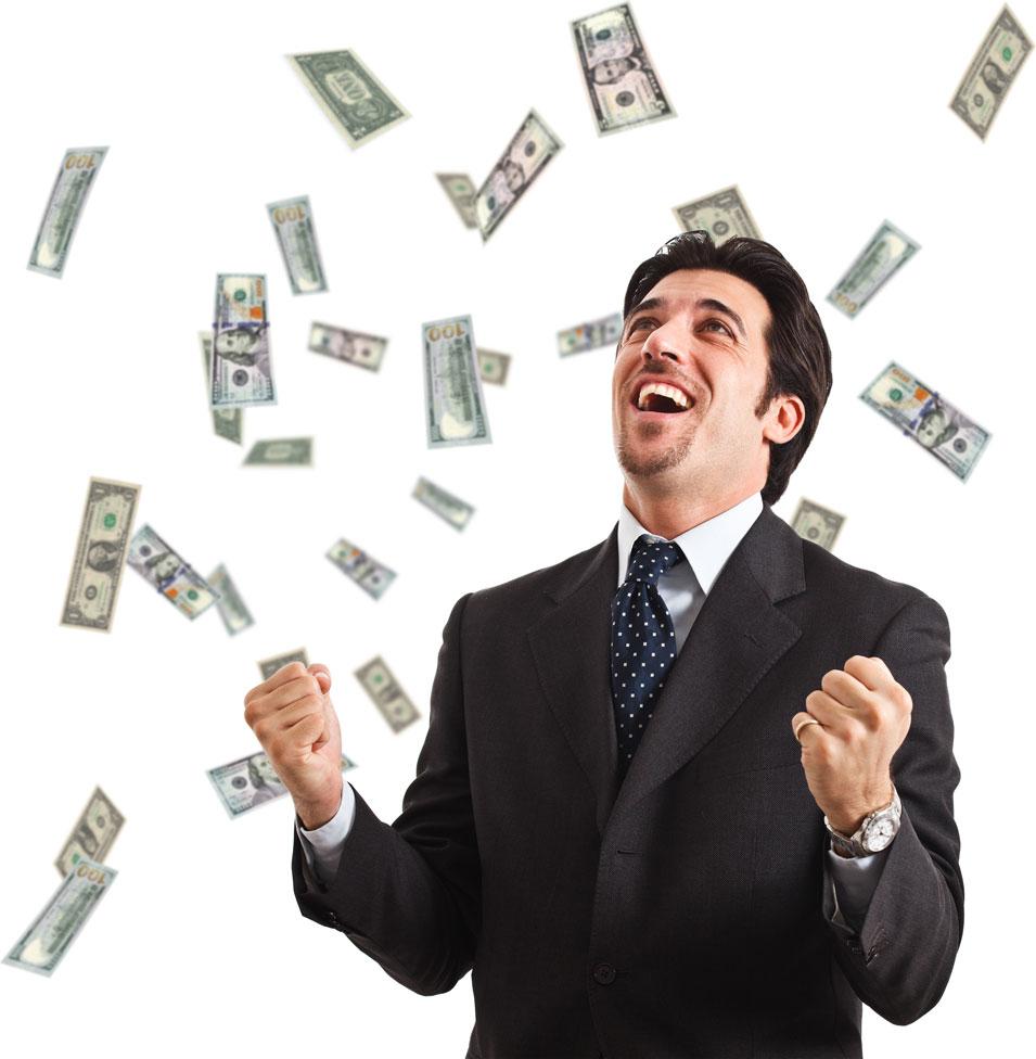''רק רוצים להשוויץ בכסף'' (צ' - shutterstock)
