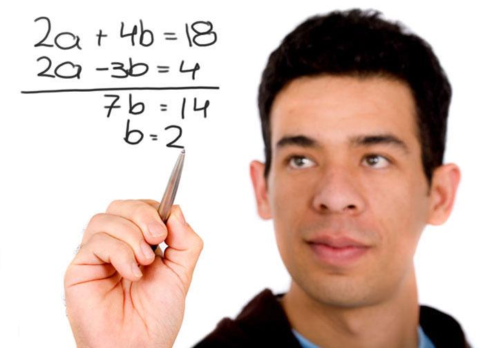 חברות דורשות בוגרים בעלי ידע נרחב במתמטיקה (צ'- shutterstock)