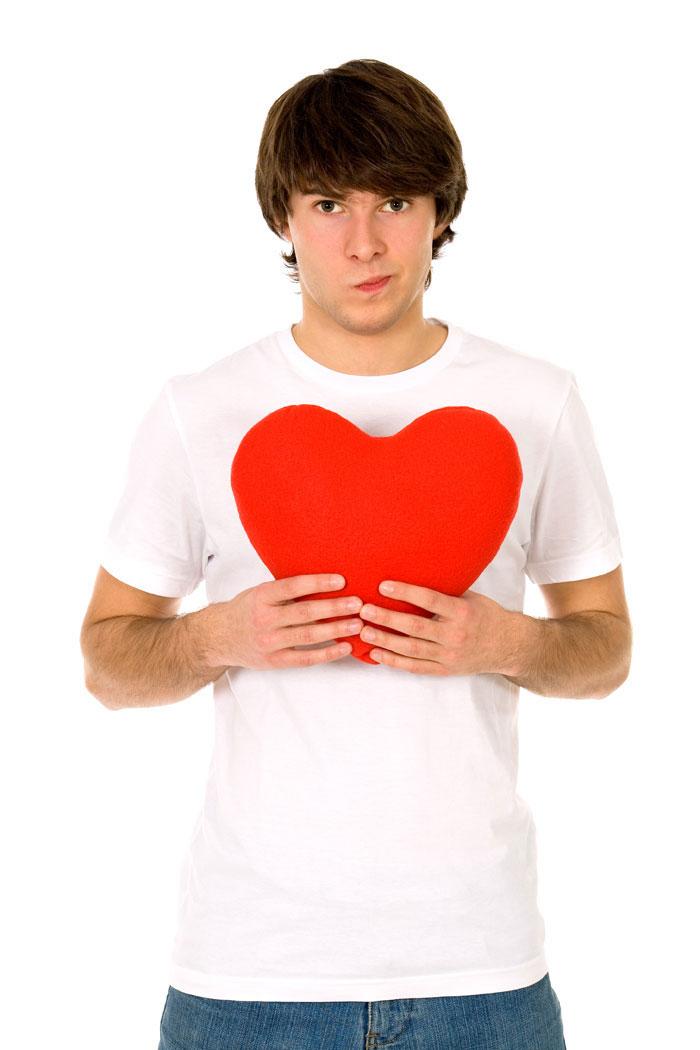 הכוח שבמקלדת: אני מאוהב בך (צ'-shutterstock)