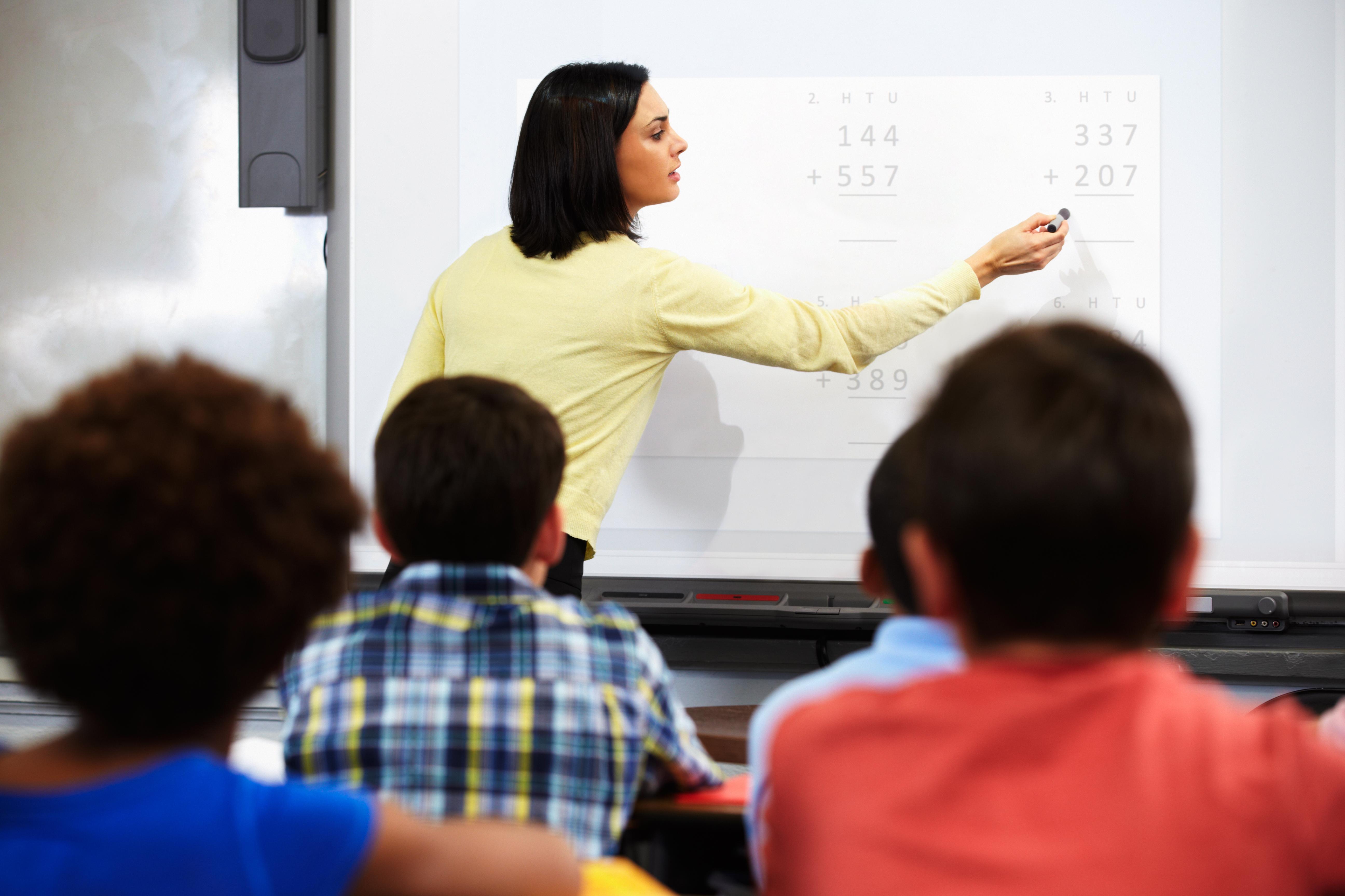 לעצב את דור העתיד, תואר בחינוך (צ'- shutterstock)