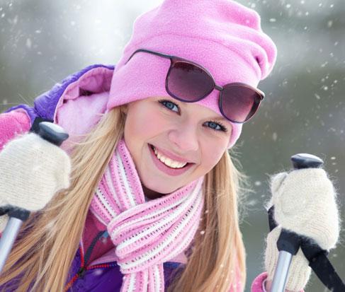 חופשת סקי במסגרת הלימודים, האם זה חלום? (צ' - shutterstock)