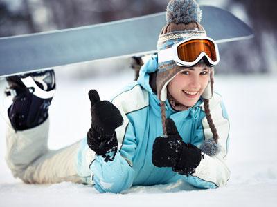 מיומניות סקי זה לא חלק מהתכנים האקדמיים (צ'- shutterstock)