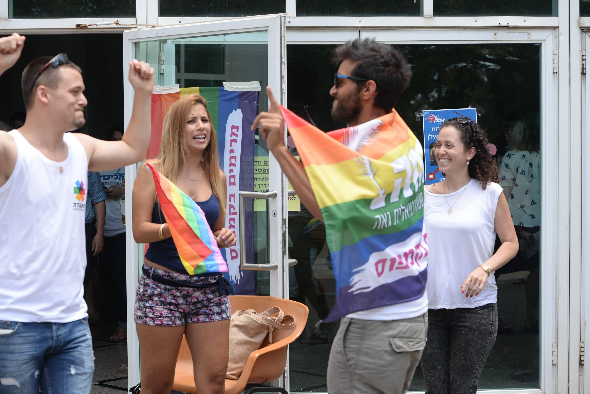 בסוף הגאווה ניצחה (צילום: רובי קסטרו, וואלה! חדשות)
