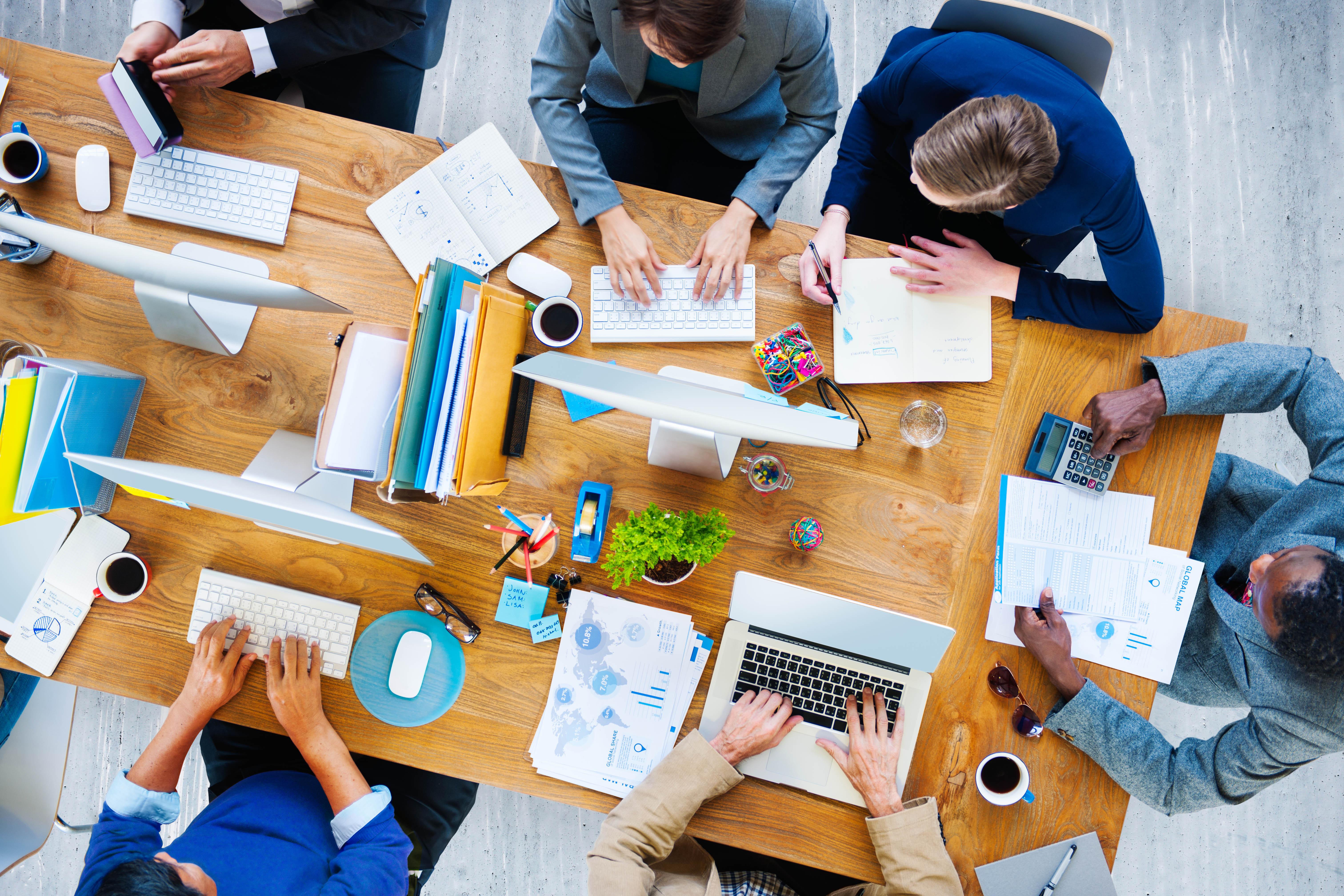 ליצור סביבת עבודה נעימה שתוציא את המקסימום מהעובדים (צילום: Shutterstock)