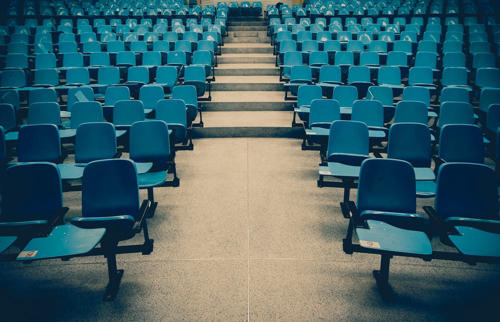 ההרשמה לאוניברסיטאות מצטמצמת, לאן זה מוביל? (צ'- shutterstock)