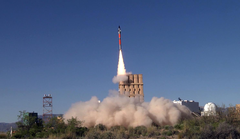 מערכת כיפת ברזל. תכנון מדויק של מערכת הנעה ושיגור (צילום: יחצ, דוברות ''רפאל'')