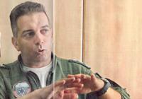 """מפקד בסיס רמת דוד, רל""""מ רמי בן-אפרים (צילום: ניר אריאלי)"""