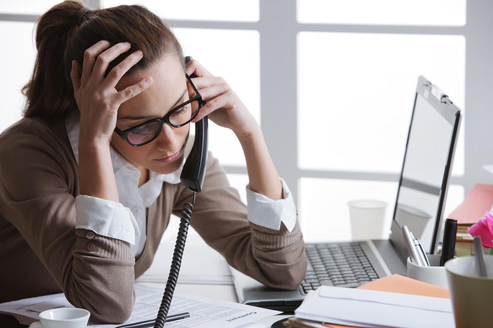 מהן ציפיות השכר? הראיון הטלפוני מספק את ההתרשמות הראשונית (צילום: Shutterstock)