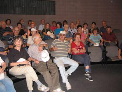 """קמפוס אסכולות - מושכים את הקהל באמצעות מרצים (צילום יח""""צנות)"""