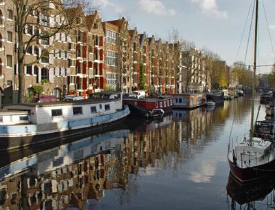 הו, אמסטרדם (צ' - ShutterStock)