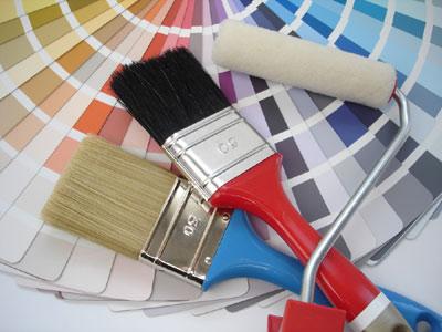 לפני שבוחרים צבע, חשוב לבדוק בחוזה אם מותר בכלל לצבוע (ShutterStock)