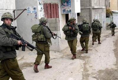 חיילים בפעילות מבצעית, לחיילים אין קשר לכתבה. (וואלה)