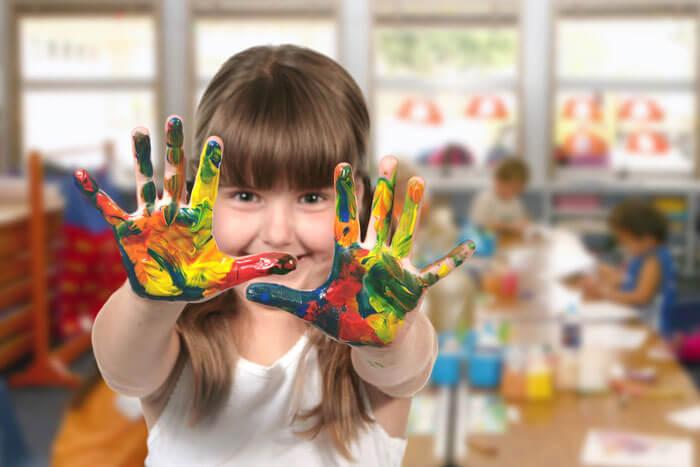 לתת לכל ילד לבטא את עצמו בדרך המתאימה לו ביותר (צילום: shutterstock)