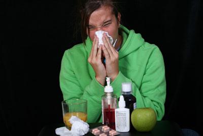 נובמבר של מחלות (ShutterStock)
