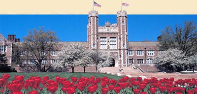 אוניברסיטת וושינגטון. מרוויחה צוות מחקר משובח. (אוניברסיטת וושינגטון)