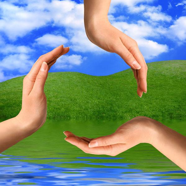 לשמור על סביבה ירוקה גם לדורות הבאים (צ'- shutterstock)