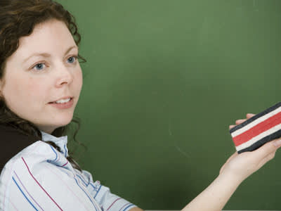 מורה צעירה ( אילוסטרציה - SutterStock)