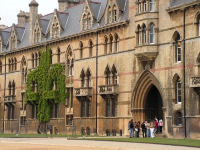 אוניברסיטת אוקספורד (צ' - ShutterStock)