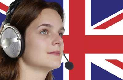 עובדת בריטית. עבודה ברשתות תקדם את הצעירים. (ShutterStock)
