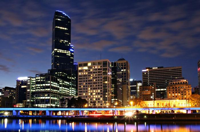 מלבורן, אוסטרליה (צ' - ShutterStock)