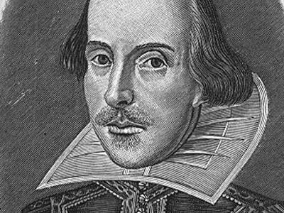 מתהפך בקברו. שייקספיר