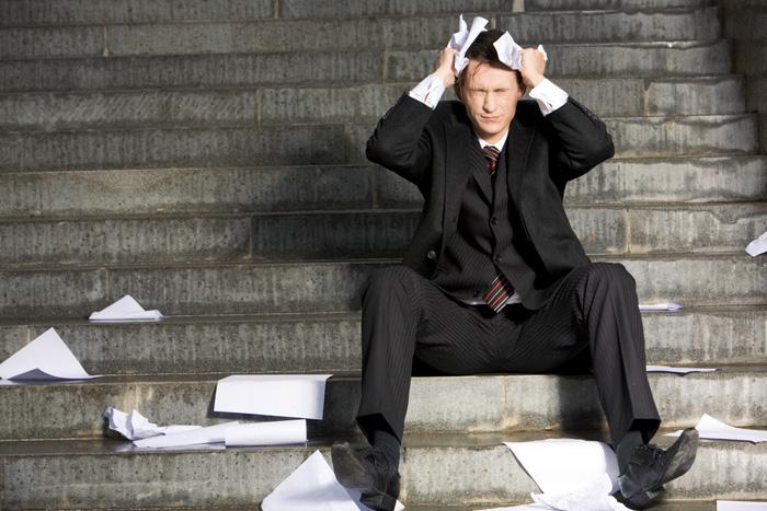 מי שמזגזג בין עבודות ייתקשה למצוא משרה (צ'- shutterstock)