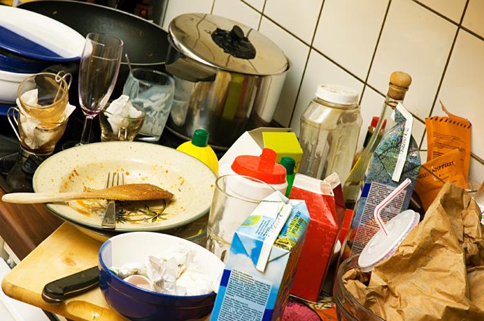 הכלים בכיור מעולם לא היו כל כך אטרקטיביים (צ' - ShutterStock)