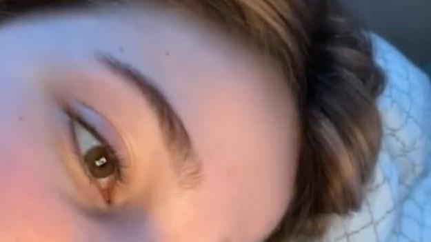 השתקפות בעין חשפה בגידה?. samnunn4, צילום מסך