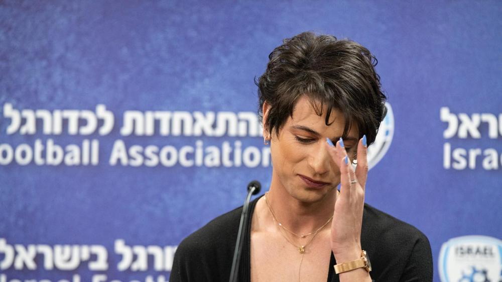 ספיר ברמן שופטת ישראלית. ניב אהרונסון