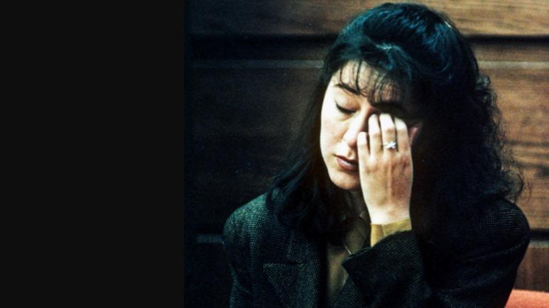 לורנה בוביט במשפט, 1994. Agence France-Presse, GettyImages