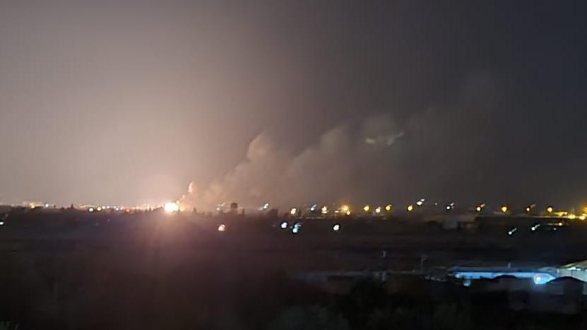 Ночь 19/20.07.21: удар по Сирии и обстрел из Ливана: oleggranovsky —  LiveJournal