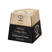 """קרם לחות זהב Golden Hero 24K. יח""""צ,"""