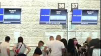 נמל התעופה בן גוריון. צילום מסך, רשת