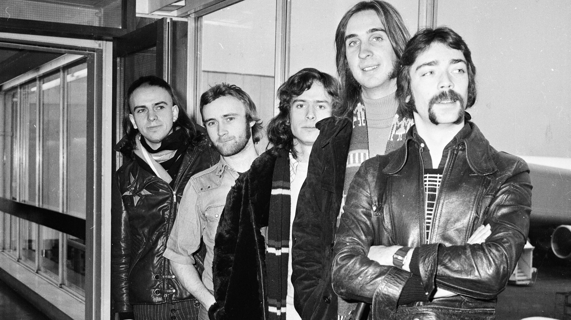 50 שנה ללהקת ג'נסיס. GettyImages