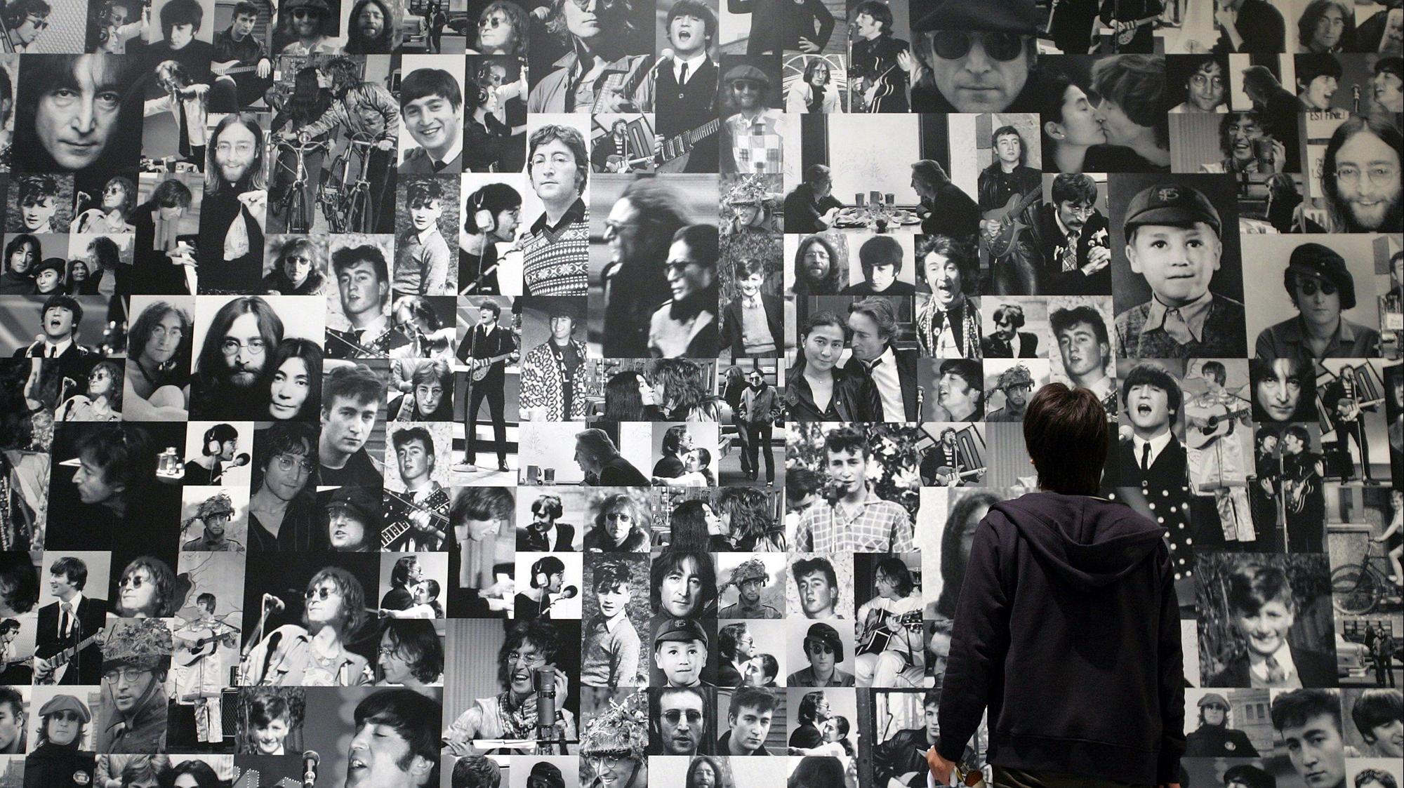 40 שנה לרצח ג'ון לנון. GettyImages
