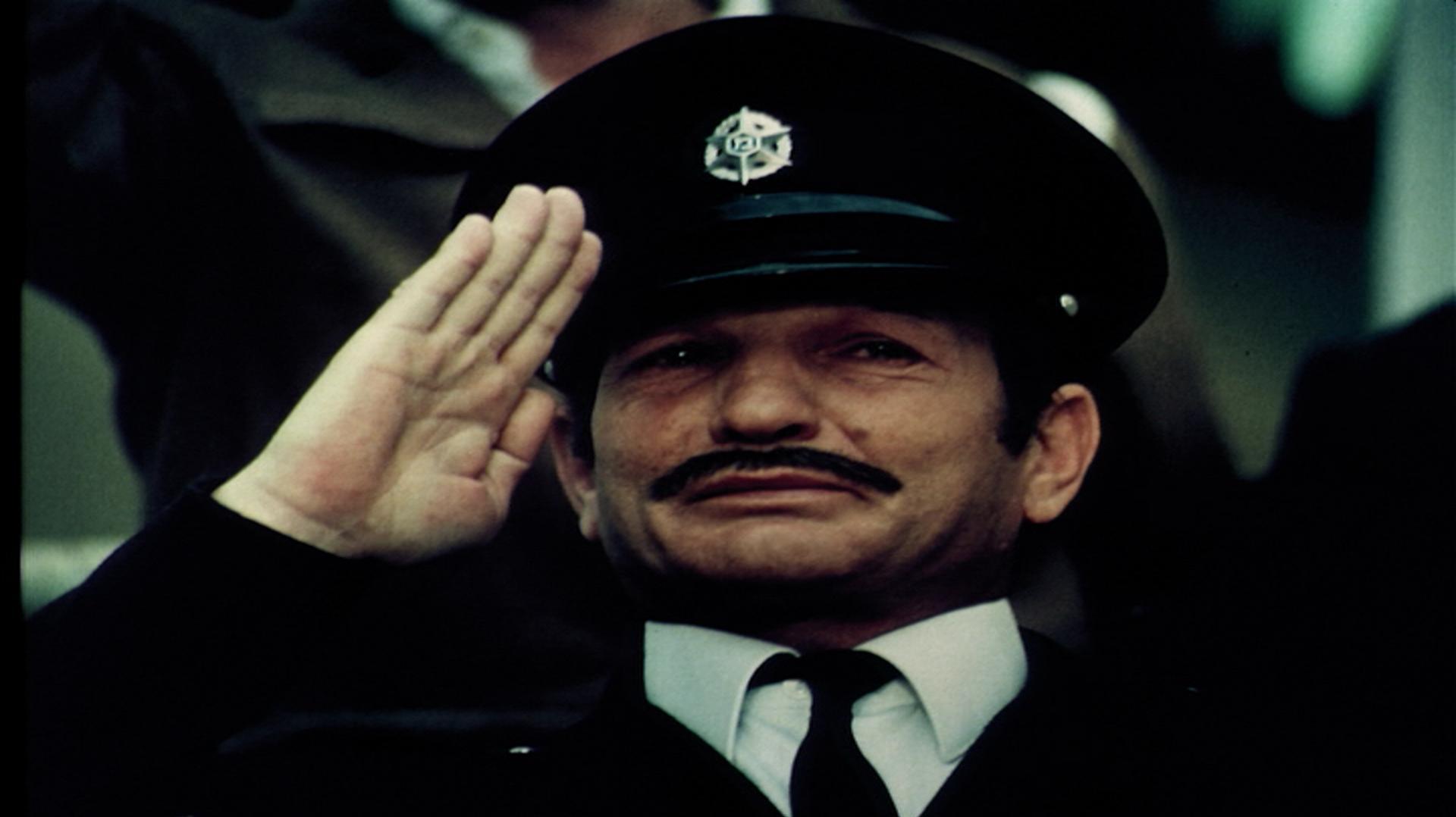 השוטר אזולאי. יונייטד קינג,
