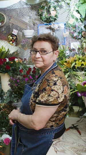 חנות פרחים ישראל. ShutterStock