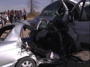 גבר ואשה נהרגו בתאונת דרכים בנגב. שי מכלוף