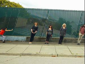 סרטון אשליות אופטיות ברחובות סאן פרנסיסקו. karenxcheng, צילום מסך