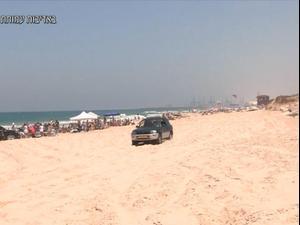 ג'יפאים מבקשים לנסוע על קו החוף. מערכת וואלה!