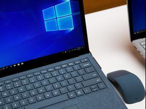 ווינדוס 10 Windows מיקרוסופט. Getty, GettyImages