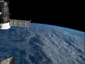 כדור הארץ מתחנת החלל הבינלאומית. NASA, אתר רשמי