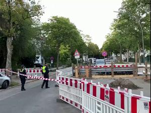 נעצר חשוד בתקיפת צעיר יהודי מחוץ לבית כנסת בהמבורג  5.10.20. רויטרס