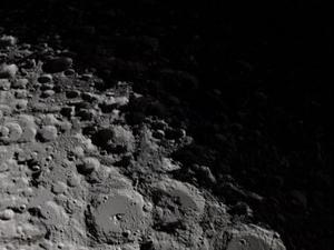 נאסא: לראשונה נמצאו מים על החלק המואר של הירח 26.10.20. רויטרס
