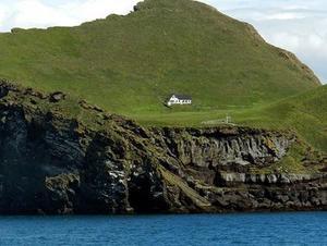 הבית הבודד בעולם. GettyImages